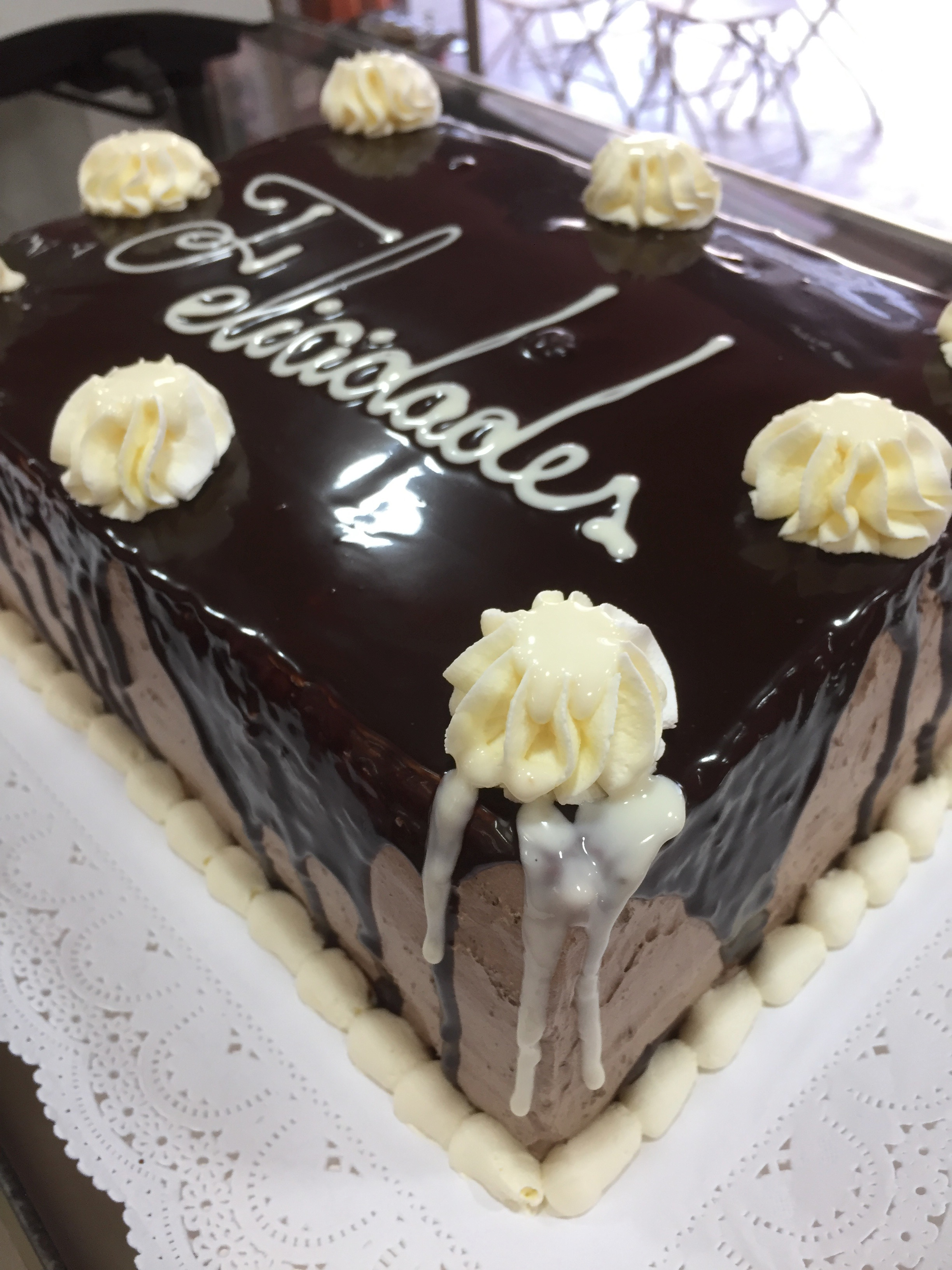 Torta Chocolate Moka
