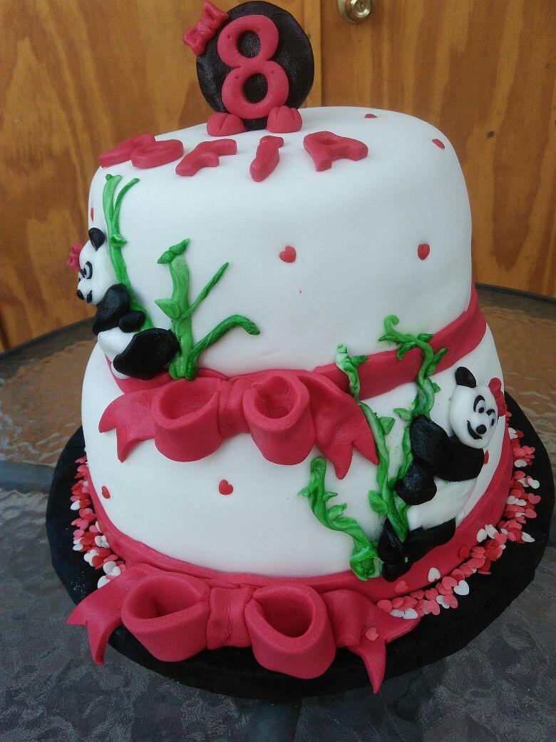 Torta Fondant Cumpleaños
