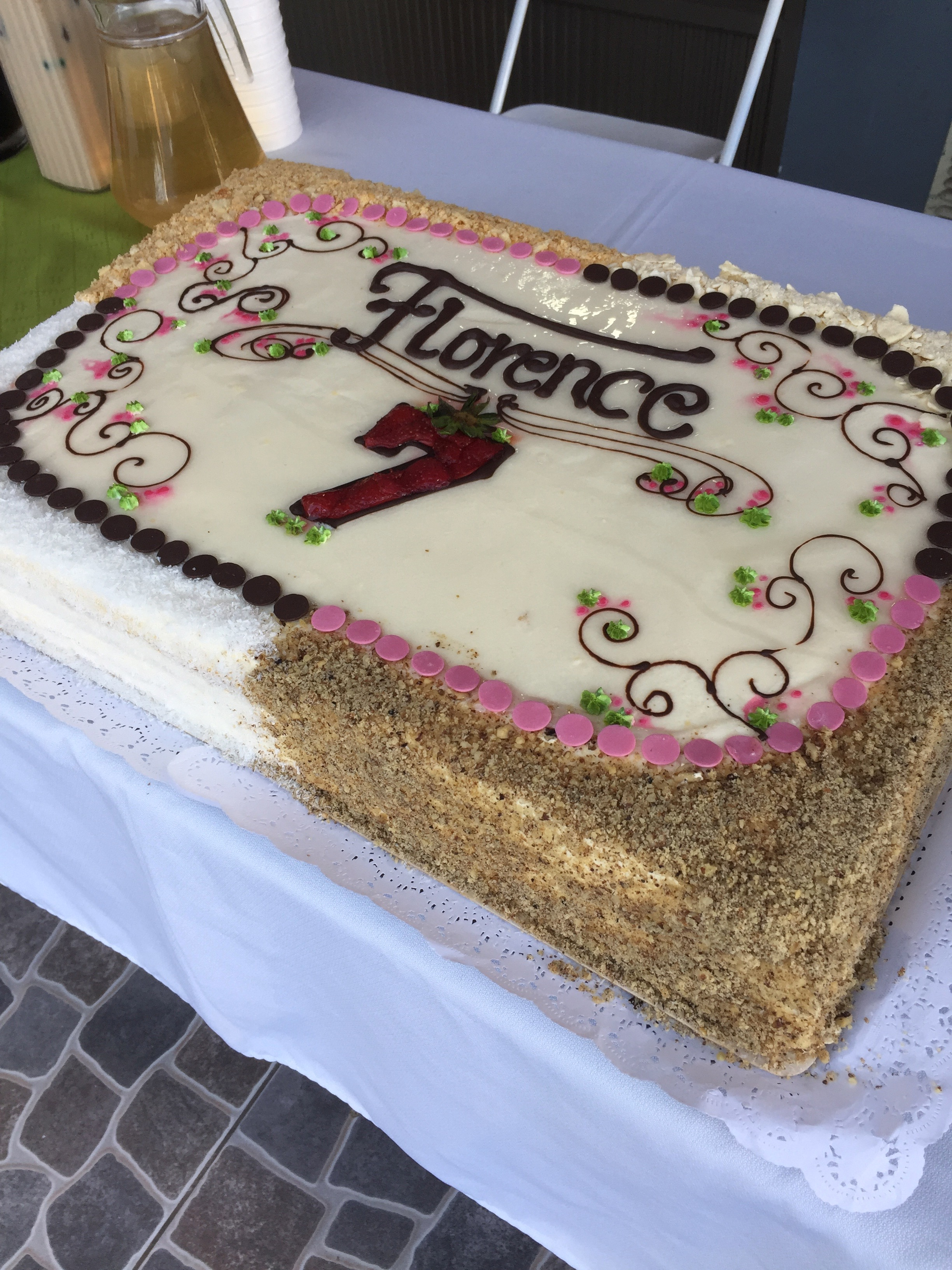 Torta Hojarasca Tradicional
