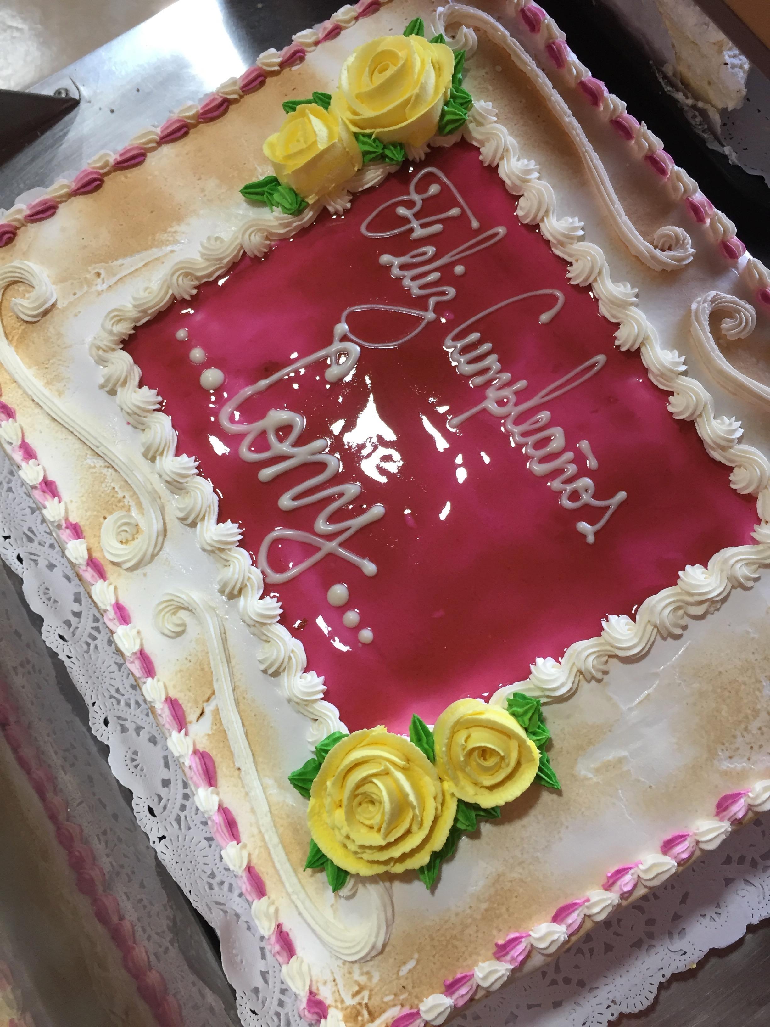 Torta Manjar Lucuma